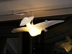 DIY Assemble Dinosaur Lights set - Pterodactyl