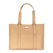 aretha 141430 Genuine Leather shoulder bag khaki