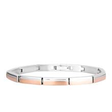 aretha BR53166-IPR-19 316L Stainless Steel Bracelet rose gold