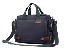 canvas vintage mens laptop business bag