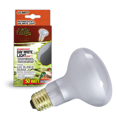 Zilla Day White Light Bulb 50 Watt