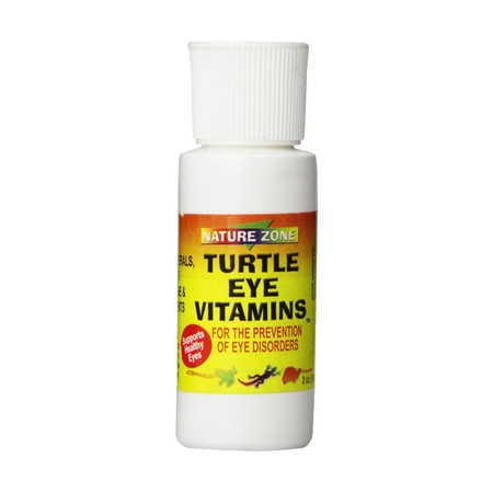 Vitamin Drops for your turtle.