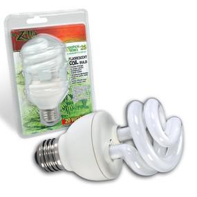 Zilla Desert Series Fluorescent Coil Bulb