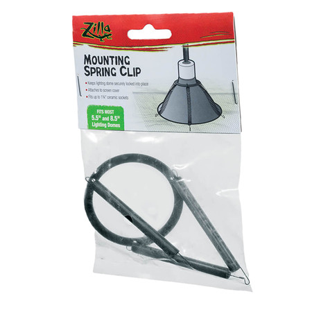 Zilla Mounting Spring Clips