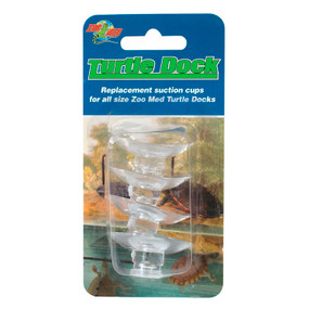Zoo Med Turtle Dock Replacement Suction Cups