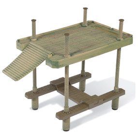 Your turtle will love this basking platform!