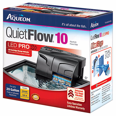 Aqueon Quiet Flow 10 Filter