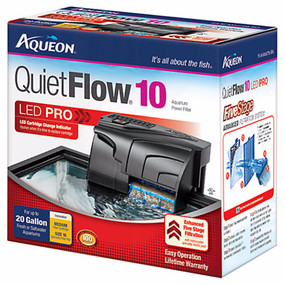 Aqueon Quiet Flow 10 Filter