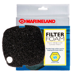 Marineland Foam Refill For C Series Filters