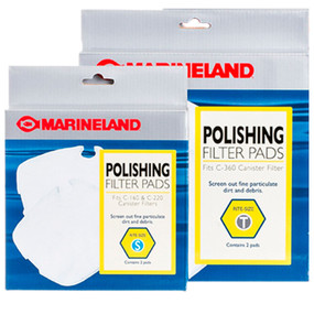 Marineland Polishing Pads For C Series Filters