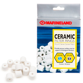 Marineland Ceramic Filter Rings For C Series Filters