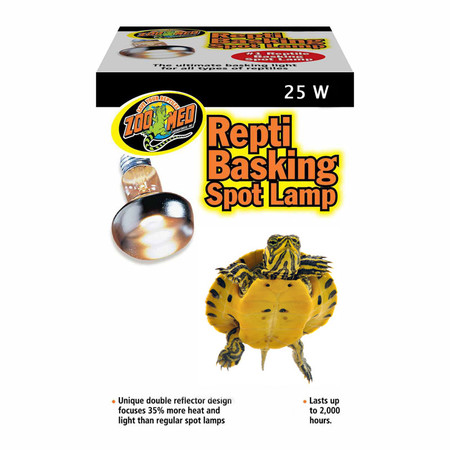 Zoo Med Reti Basking Spot Lamp 25 Watt