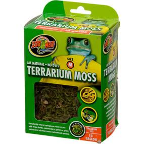 Zoo Med Terrarium Moss 10 Gal Size