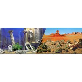 Nature's Aquarium Atlantis For Tanks Up To 20 Gallon Long