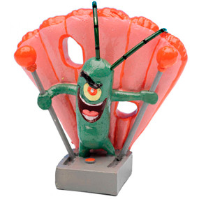 Penn Plax Plankton Statue