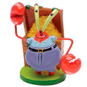 Penn Plax Mr Crabs Statue