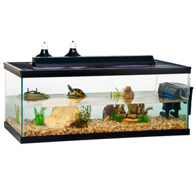 Zilla Turtle Tank 20 Gallon Long