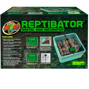 Zoo Med Reptibator Turtle Egg Incubator