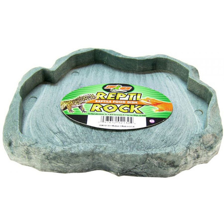 Buy Now zoo med repti rock food dish