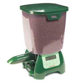 Digital Turtle Pond Feeder P7000