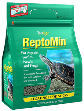 TetraFauna Pond Turtle Food 2.5 lb. bag