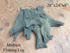 Medium Floating Basking Log