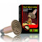 Exo Terra Ceramic Heat Emitter for tortoise tanks.