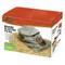 Basking platform and filter for turtle tanks.