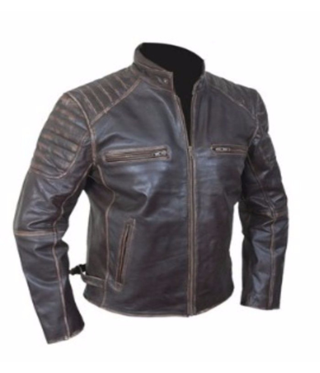 Where to get a leather jacket