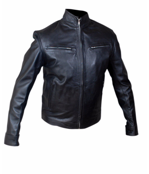 Jeremy Renner Bourne Legacy Leather Jacket 1