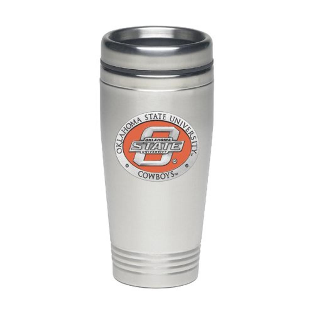 Oklahoma State Cowboys Thermal Mug | Heritage Pewter | TD10152EO