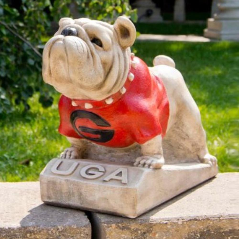 Georgia Bulldogs Mascot Garden Statue