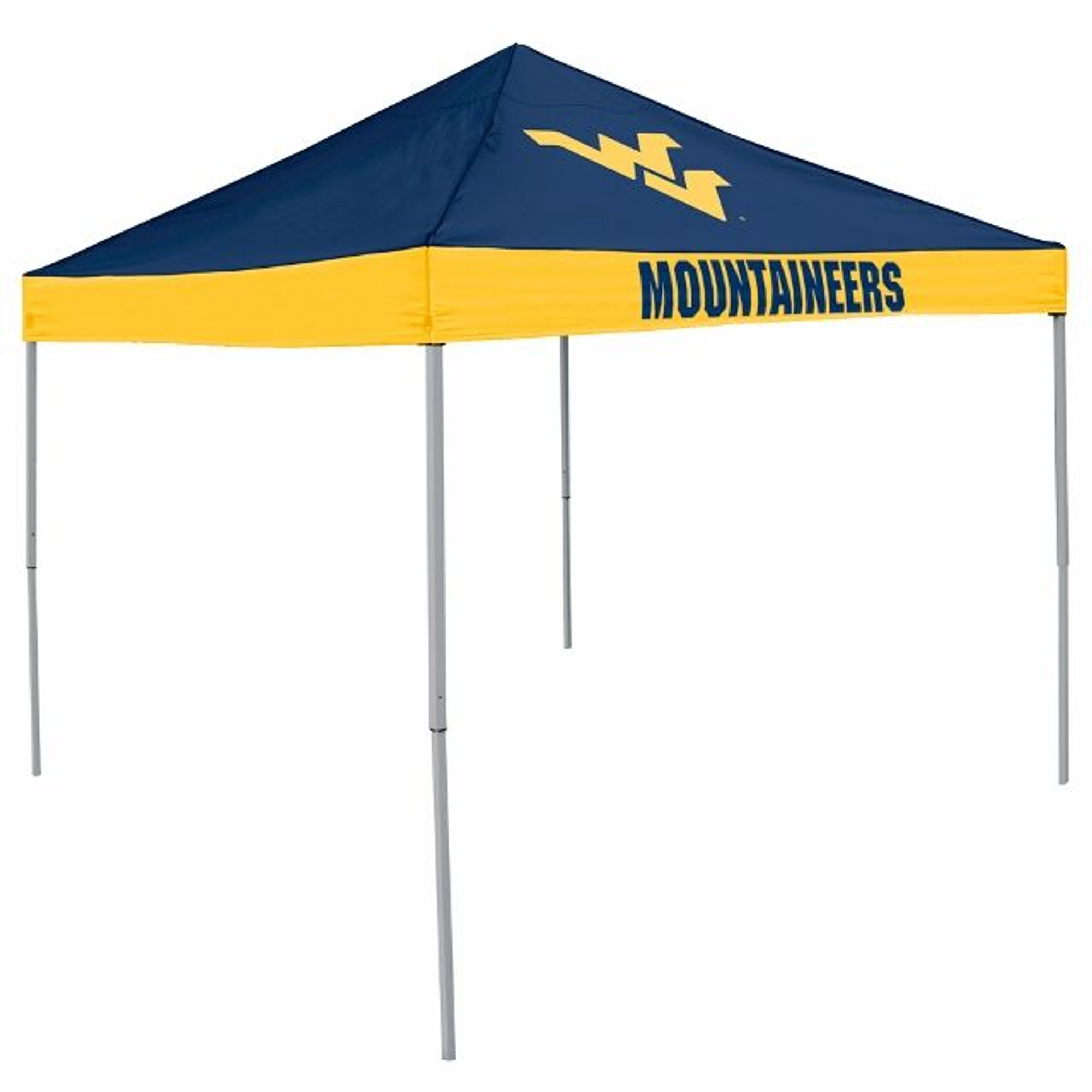 West Virginia Mountaineers Canopy Tailgate Tent