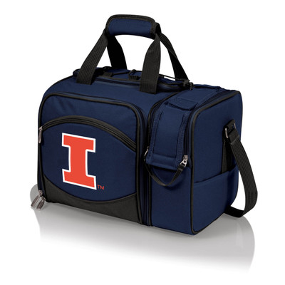 Illinois Fighting Illini Picnic Cooler | Picnic Time | 508-23-915-212-0