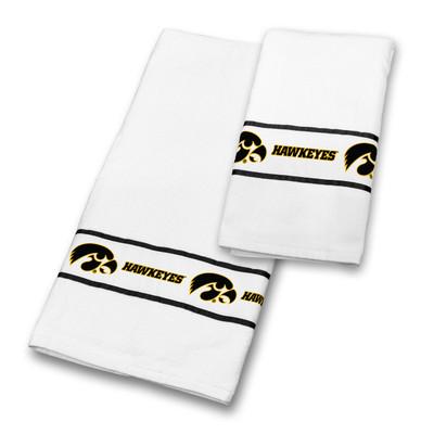 Iowa Hawkeyes Bath Towel Set