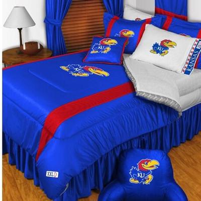 Kansas Jayhawks Comforter