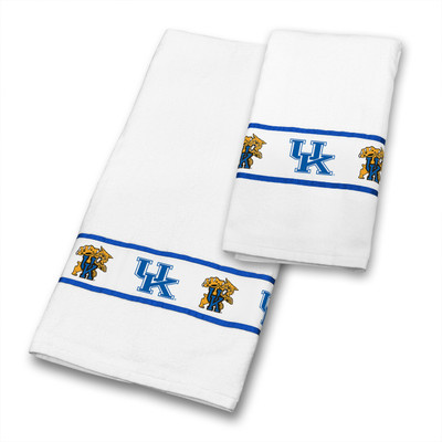 Kentucky Wildcats Bath Towel Set