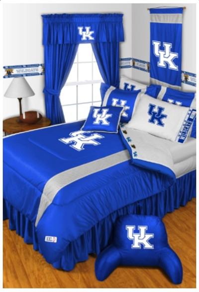 Kentucky Wildcats Comforter Set