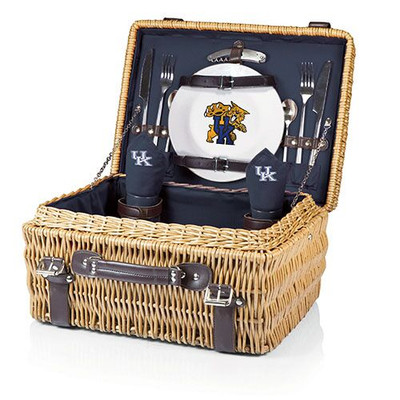 Kentucky Wildcats Champion Picnic Basket