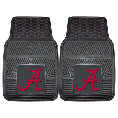 Alabama Crimson Tide Heavy Duty Car Mats