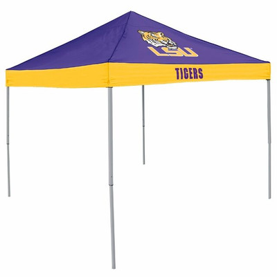LSU Tigers Canopy Tailgate Tent
