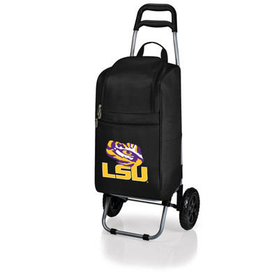 LSU Tigers Rolling Cart Cooler