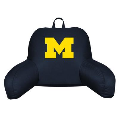 Michigan Wolverines Bedrest Pillow