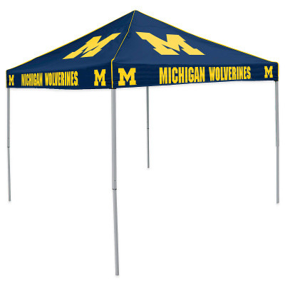Michigan Wolverines Color Tailgate Tent