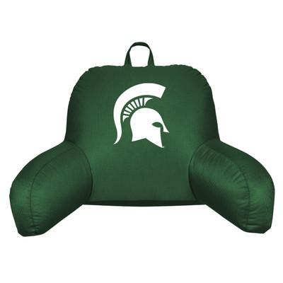 MSU Spartans Bedrest Pillow