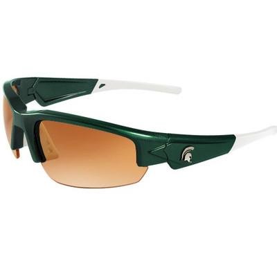 MSU Spartans MAXX HD Sunglasses