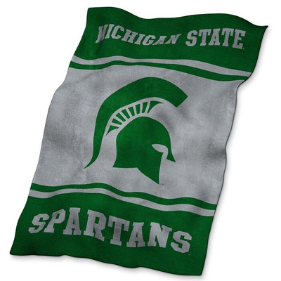 MSU Spartans Ultrasoft Blanket