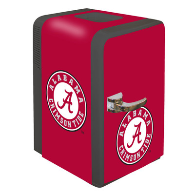 Alabama Crimson Tide 15 qt Party Fridge | Boelter