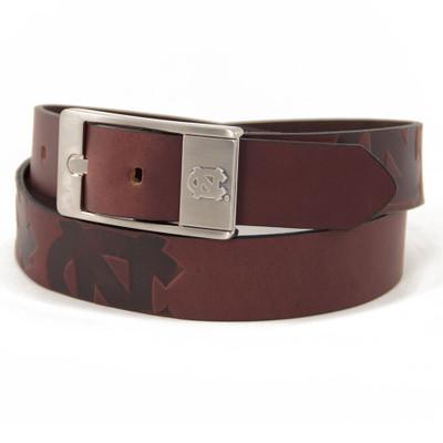 UNC Tar Heels Brandish Brown Belt