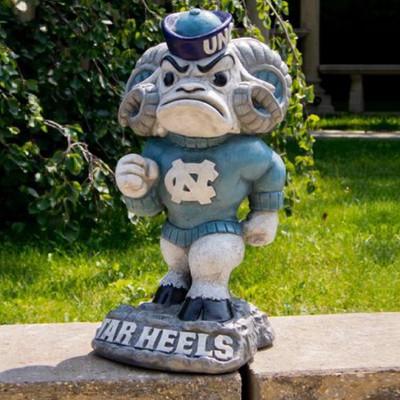 UNC Tar Heels Mascot Garden Statue